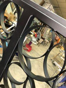 El oficio de GS Metalista enmarca la imagen de nuestro taller