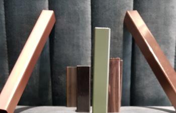 Los perfiles metálicos: fundamental en GS Metalista